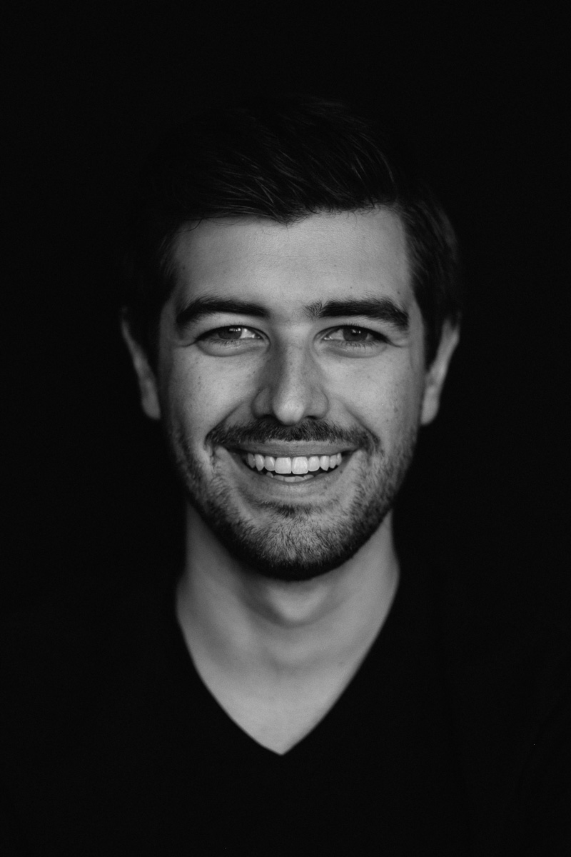 Jonathan Grado Self Portraits
