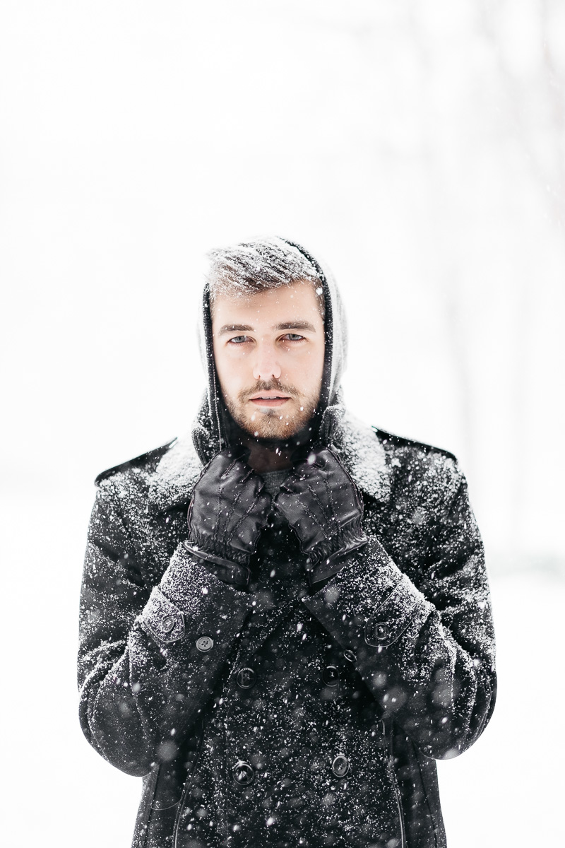Copy of Jonathan Grado Brooklyn Snow Portrait