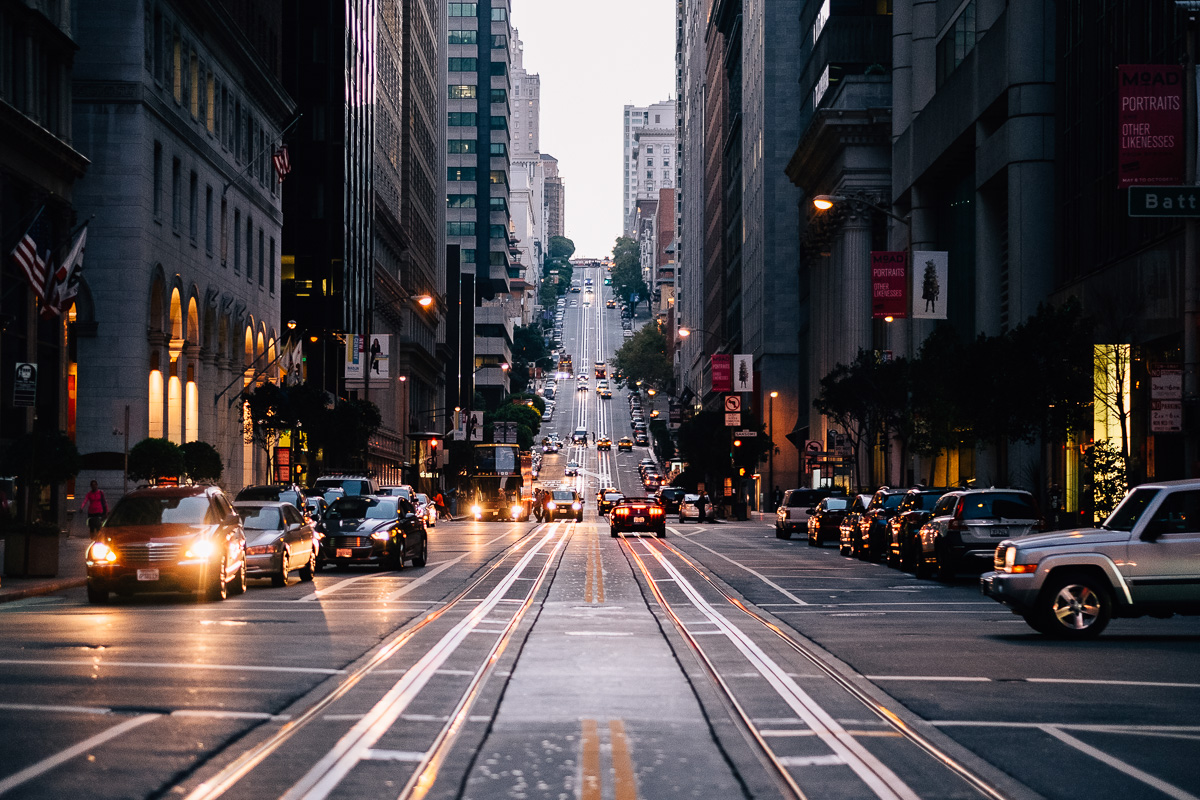 San Francisco Finacial District