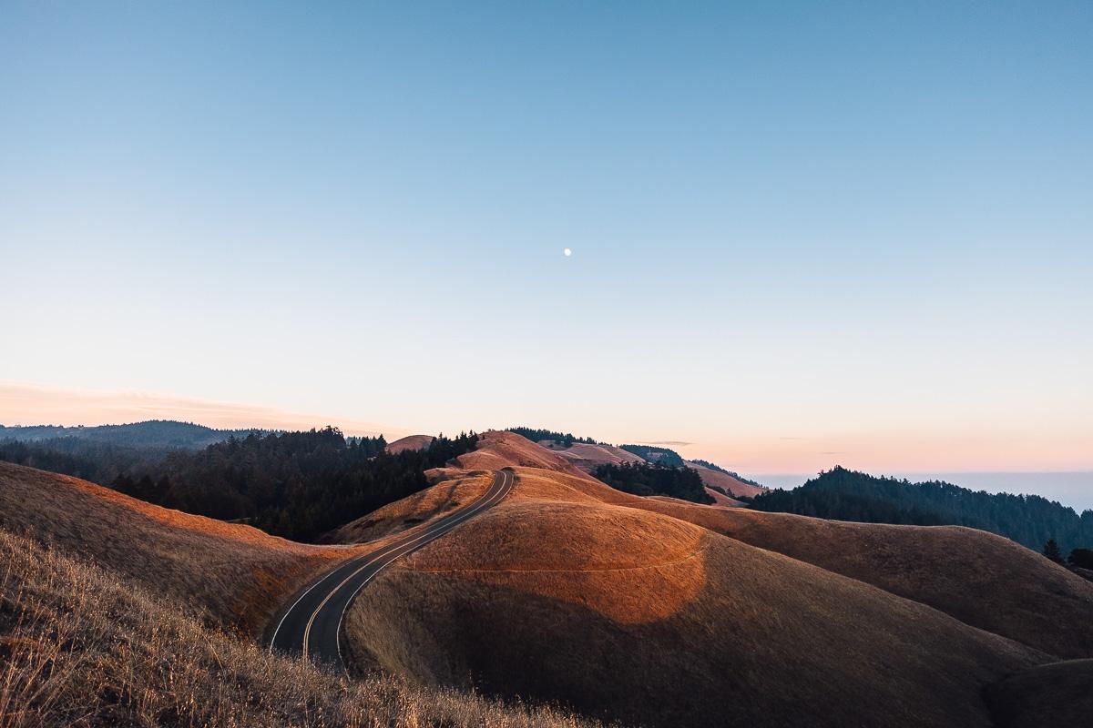 San Francisco Mount Tamalpais