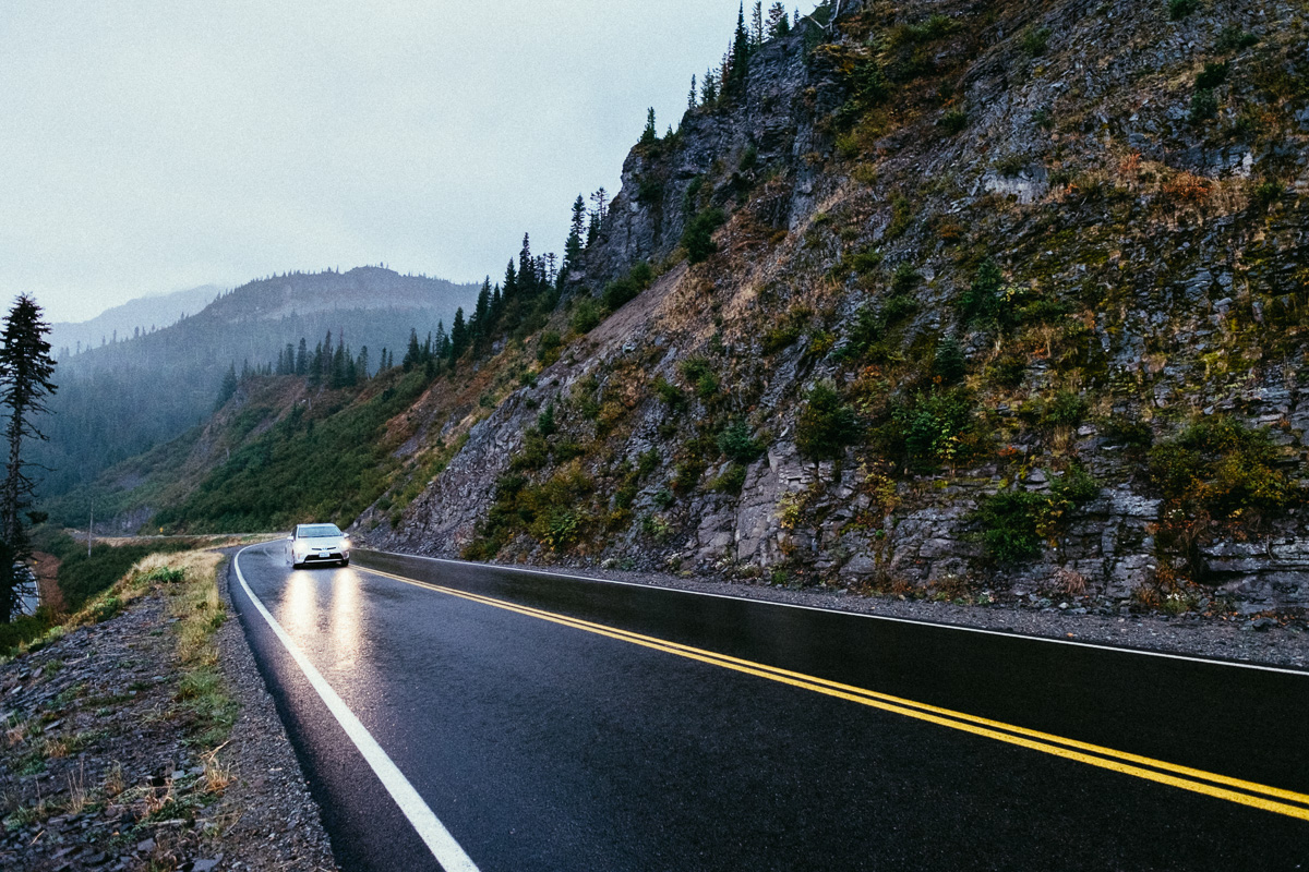 Washington Mount Rainier