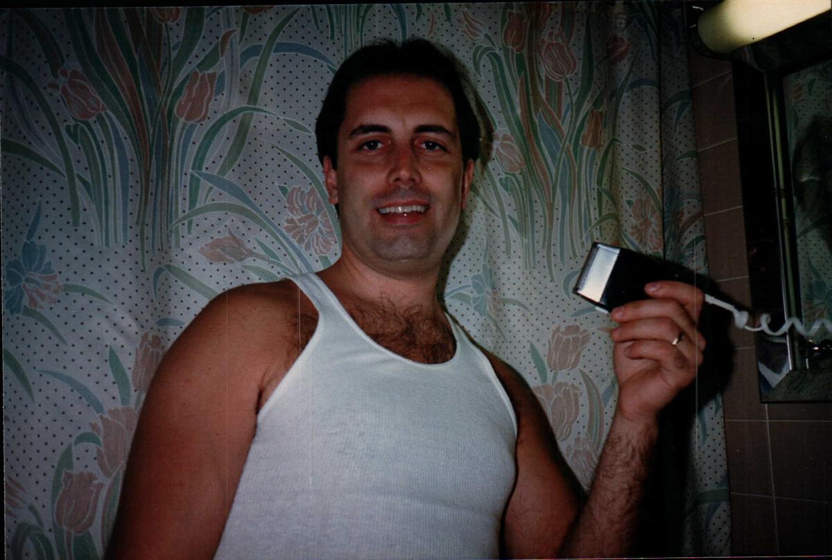 John Grado No Mustache