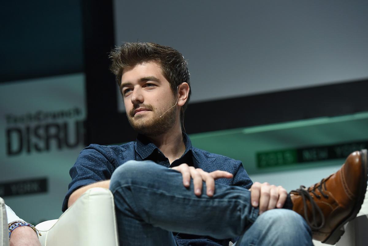 Jonathan Grado at Techcrunch