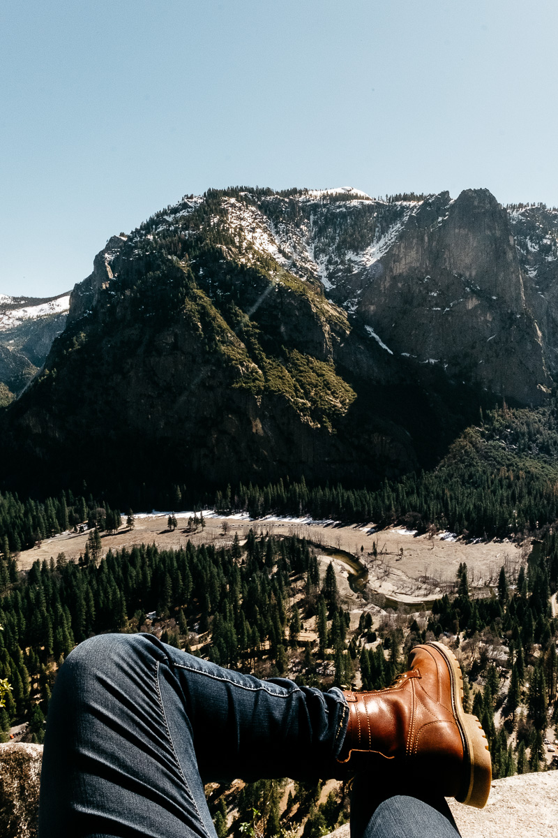 Yosemite Valley Timberland Boots