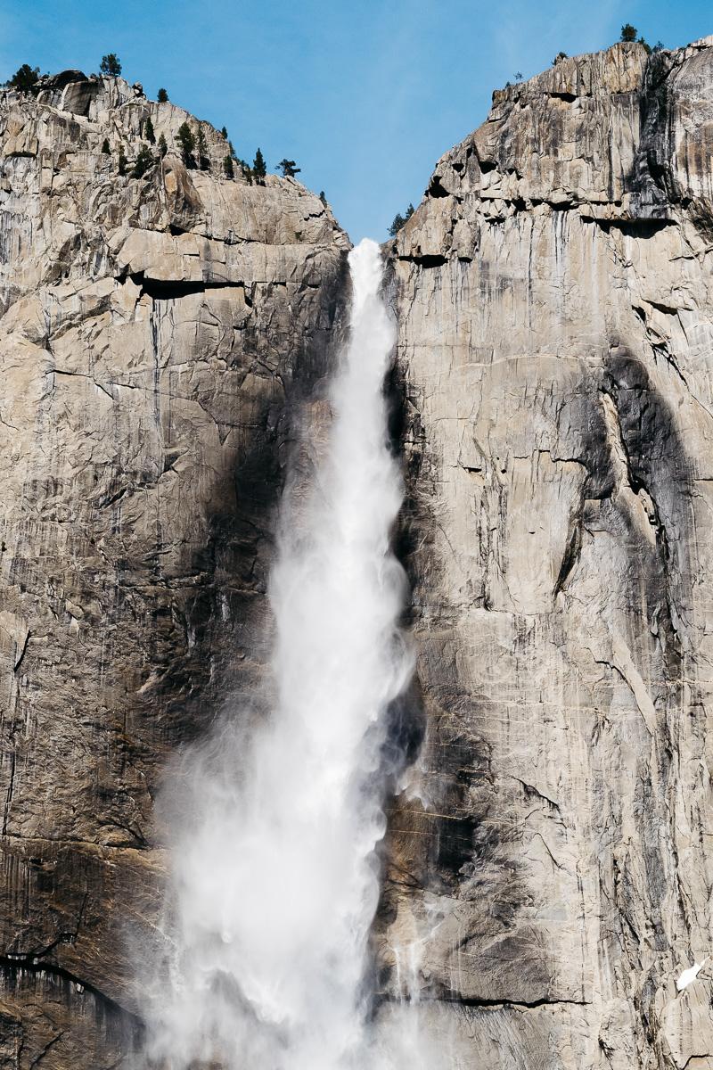Yosemite Lower Falls