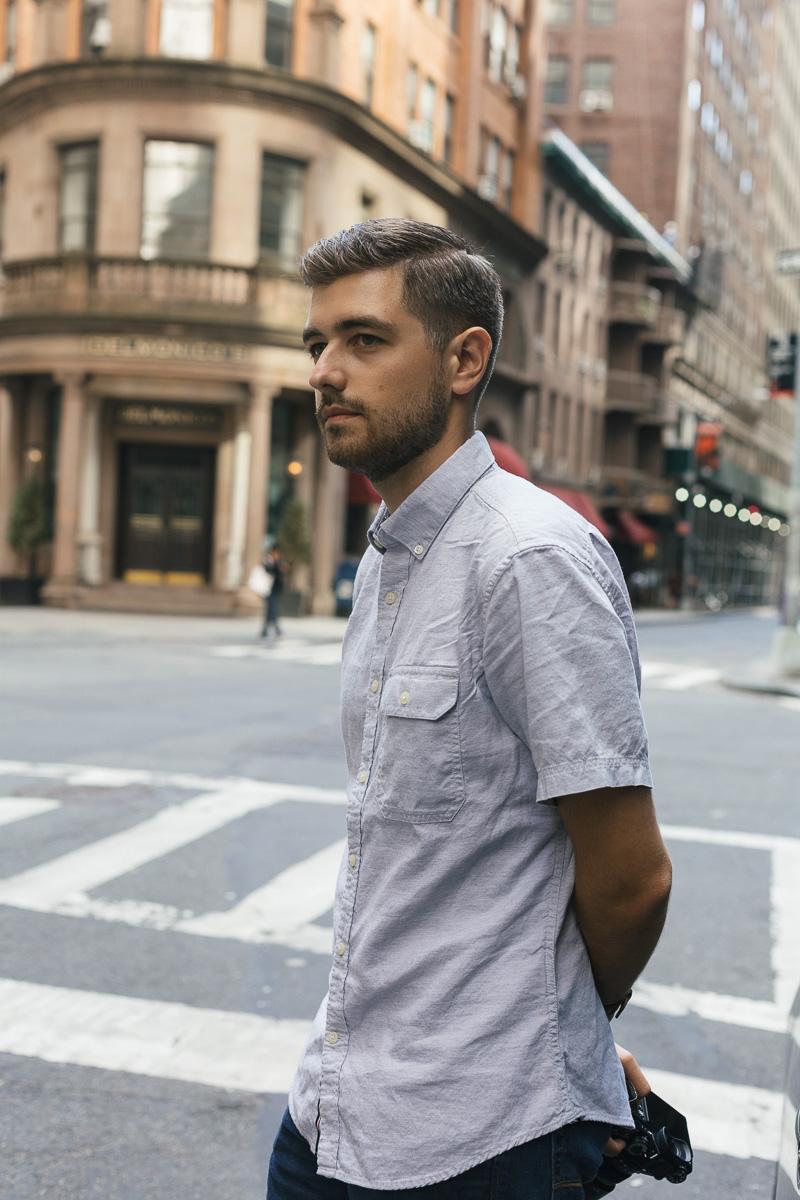 Copy of Jonathan Grado in Wall Street by Mitch Phun