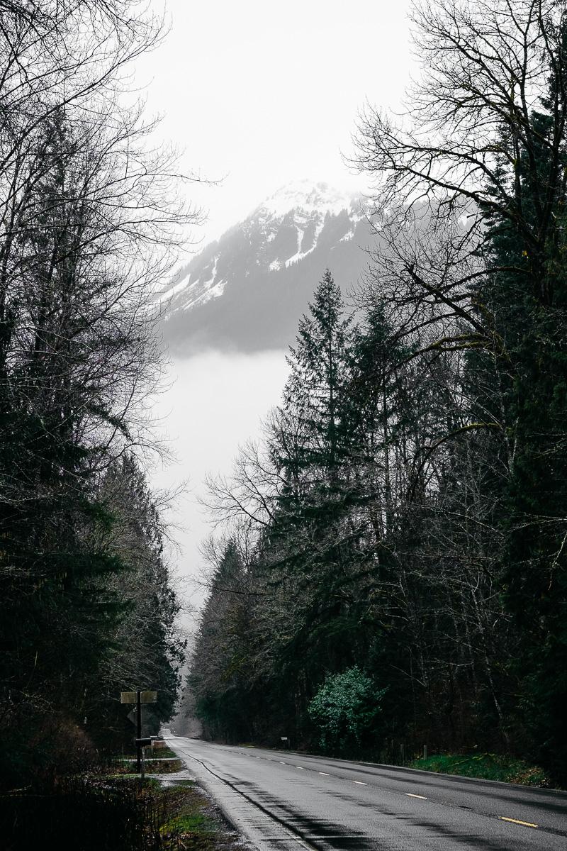 North Cascades and Diablo Lake