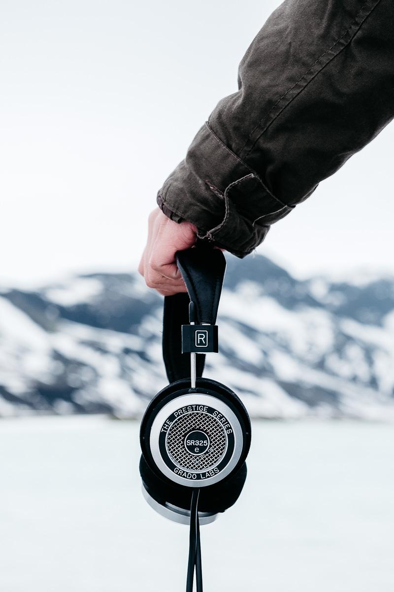 Grado Labs SR325e Headphones in Iceland
