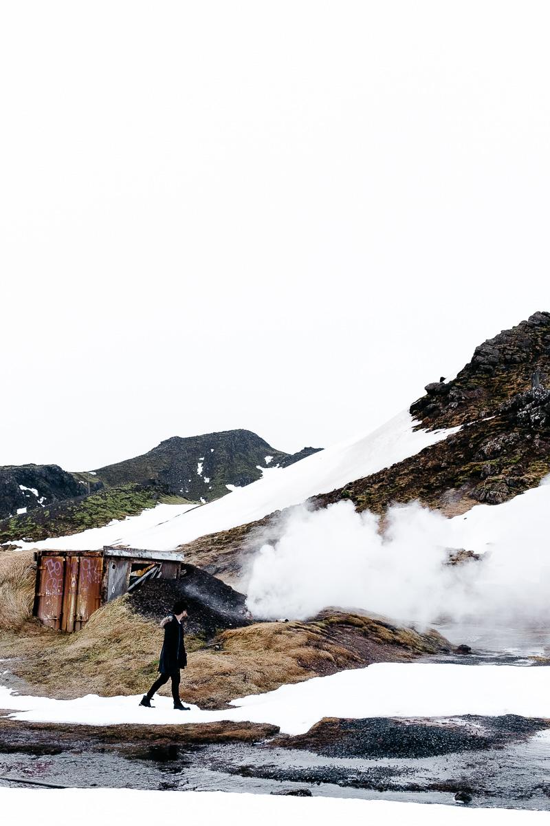 Iceland Trip Day 1 Mitch Phun