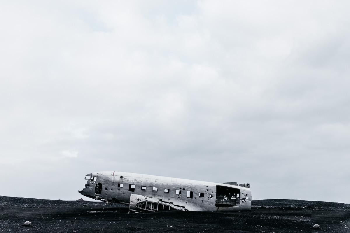 Iceland Trip Day 2 Solheimasandur