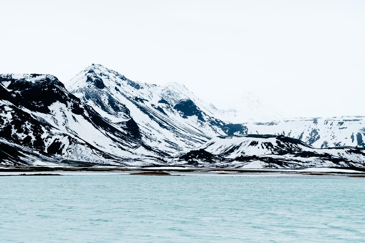 Iceland Trip Day 3 Gjabakkavegur Road Lake