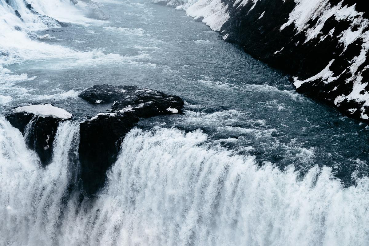 Iceland Trip Day 3 Gullfoss Waterfall