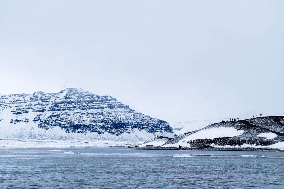 Iceland Trip Day 5 Glacier Lake