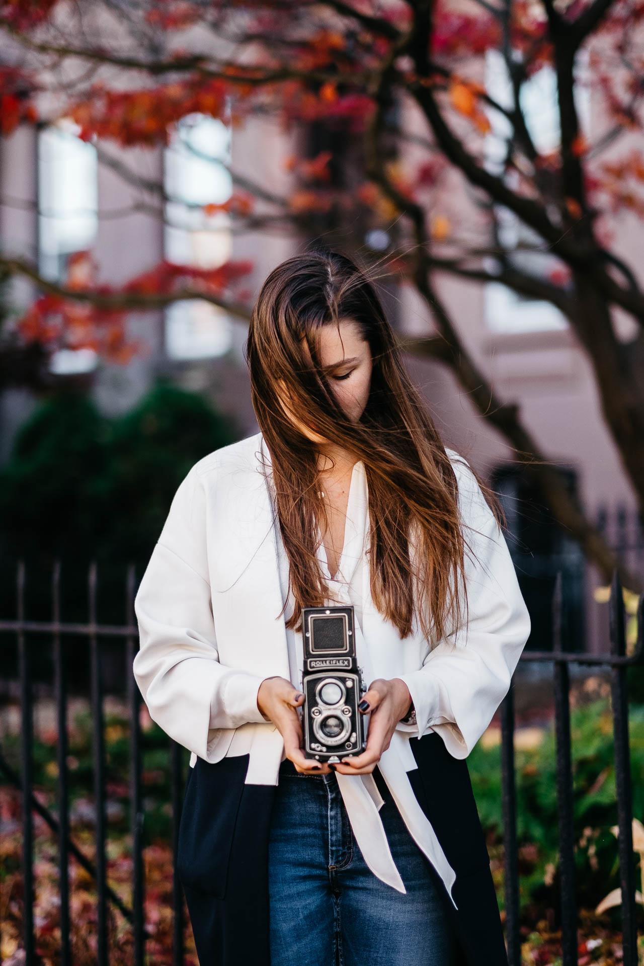 Sophie Svoboda Autumn Portrait