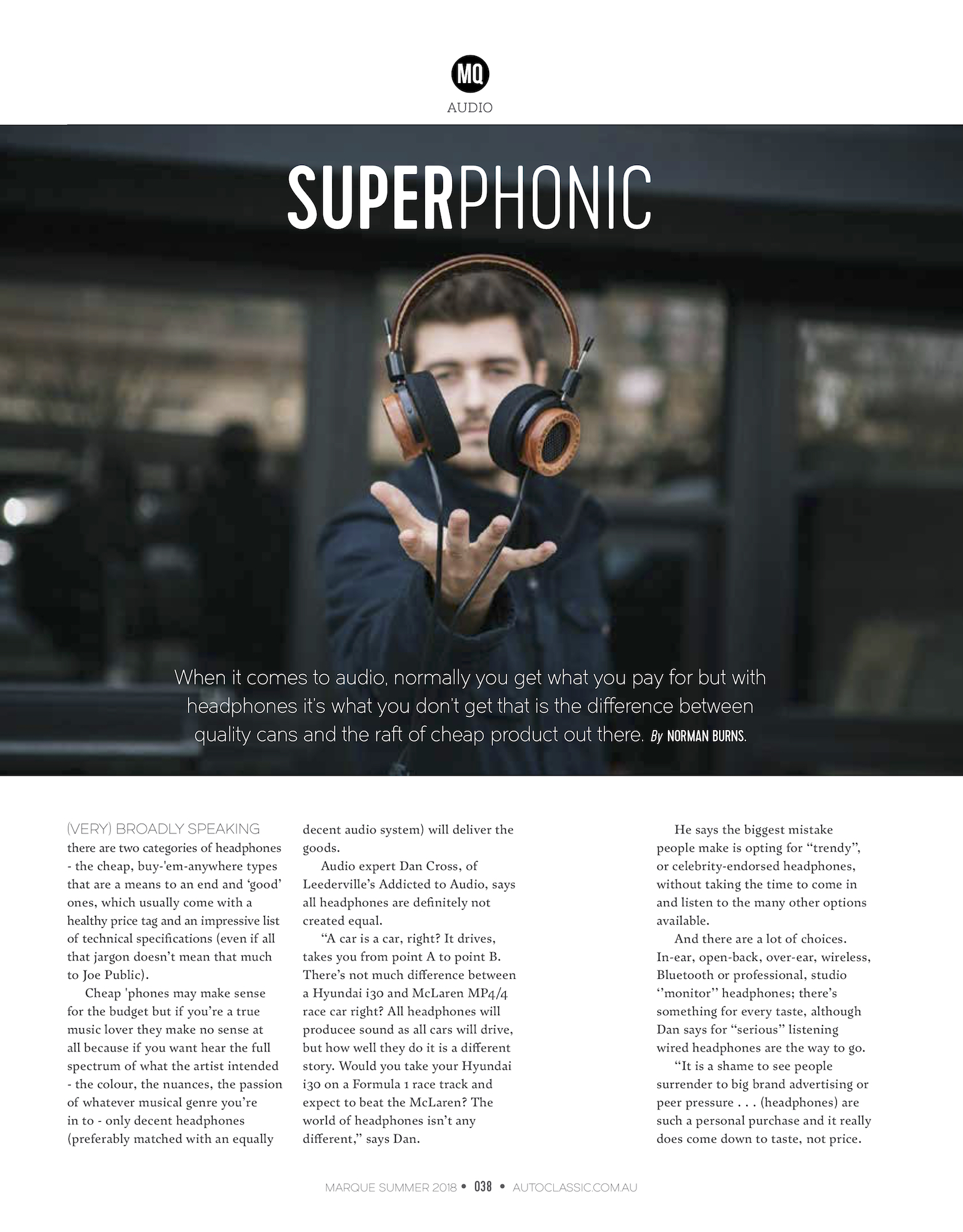 BMW Magazine with Grado Labs.jpg