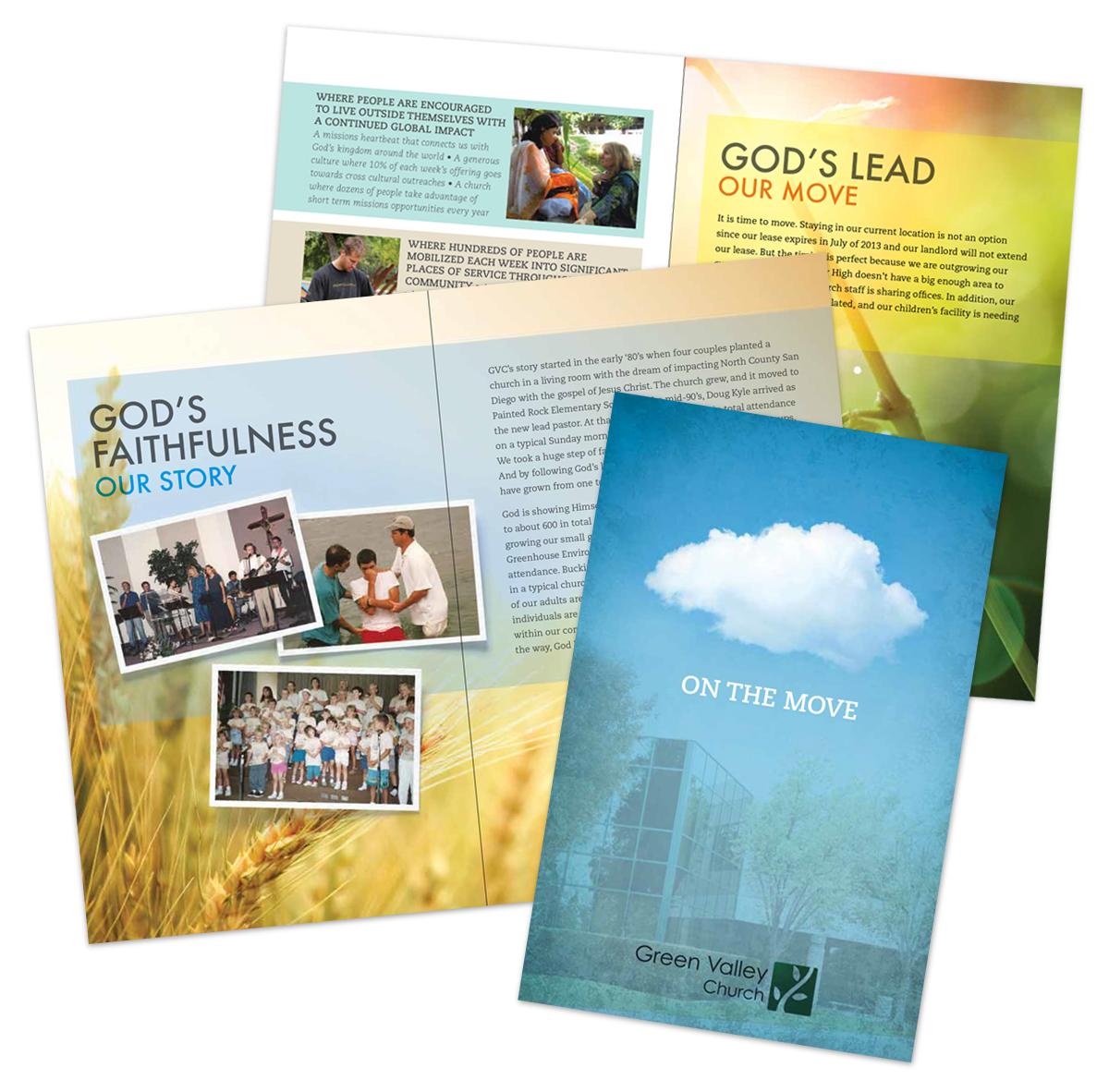 Green Valley Church Brochure