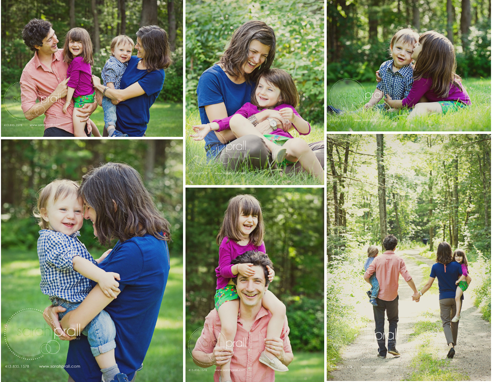 Natural outdoor family photography that tells your children's family story.
