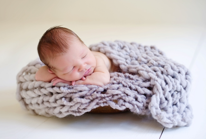 natural newborn photography