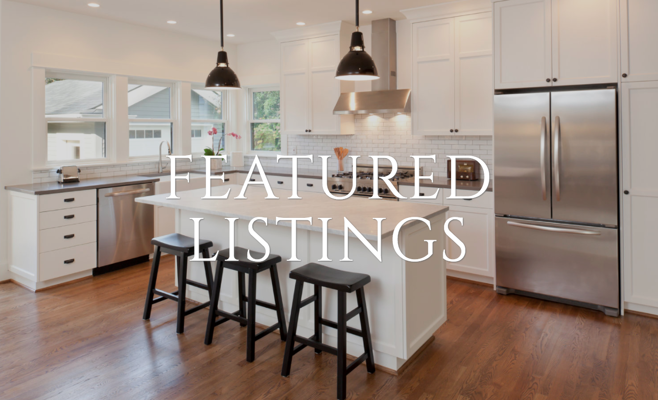 We are proud to present our featured listings!