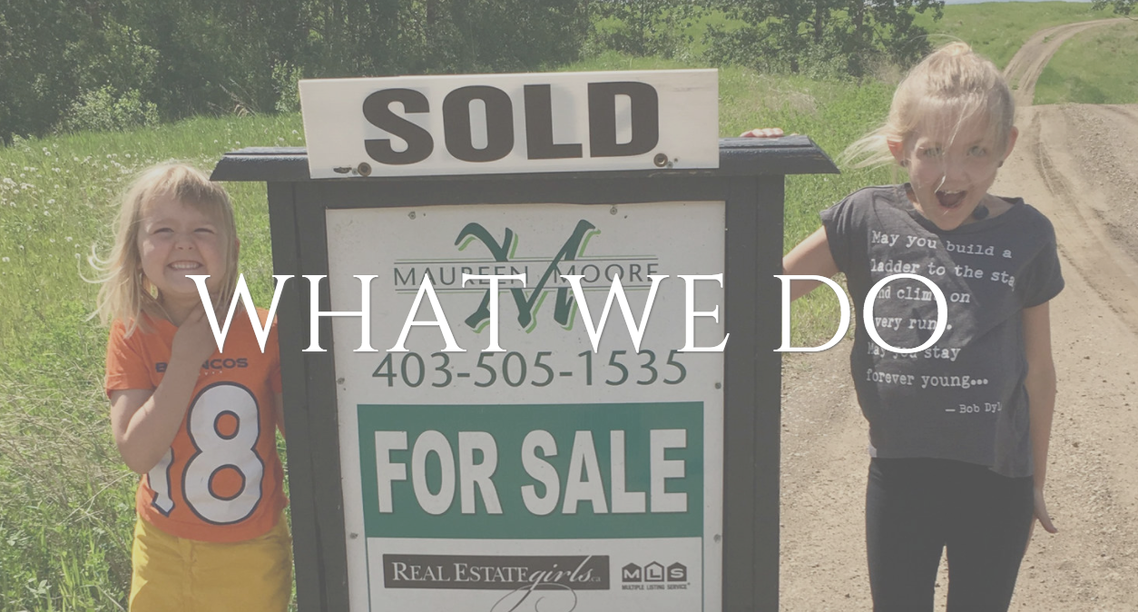 It would be our pleasure & privilege to represent you in the sale or purchase of your next home!