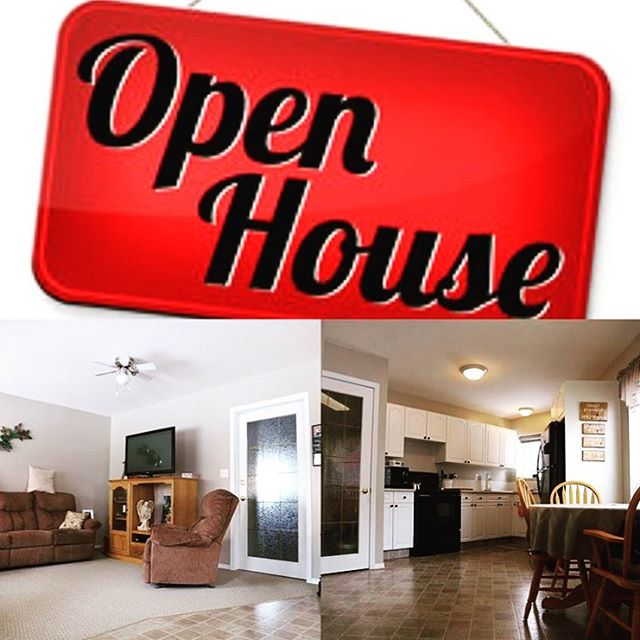 It's Bentley Rodeo and Fair days this weekend ! While you're in town for the fun swing by #4 4930 53 Ave for our Open House. Saturday August 10th from 1-4pm. This 18+ adult living condo even has a basement and a garage 😄 Link in bio.