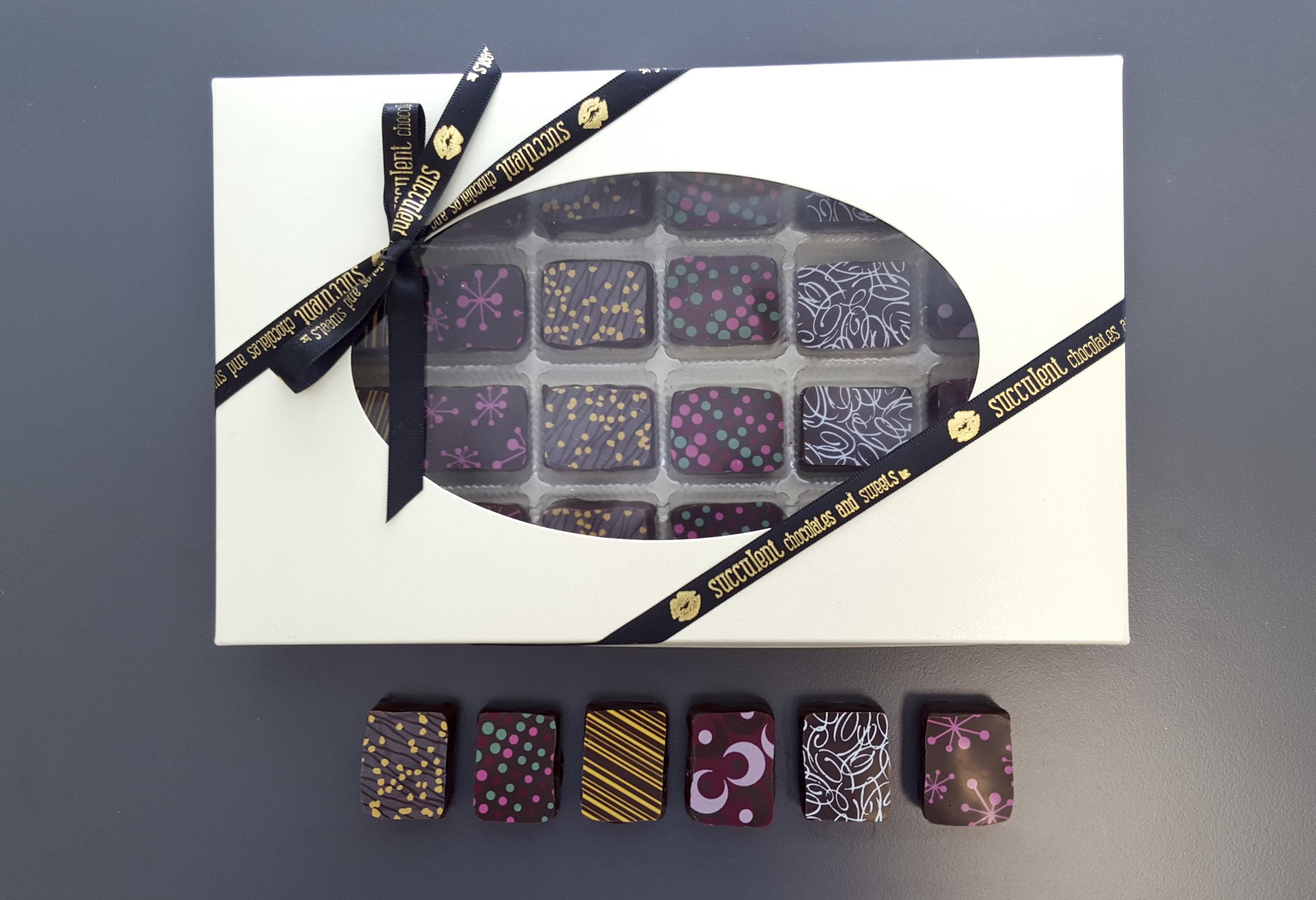 Succulent Chocolates_Vaughan_Truffles