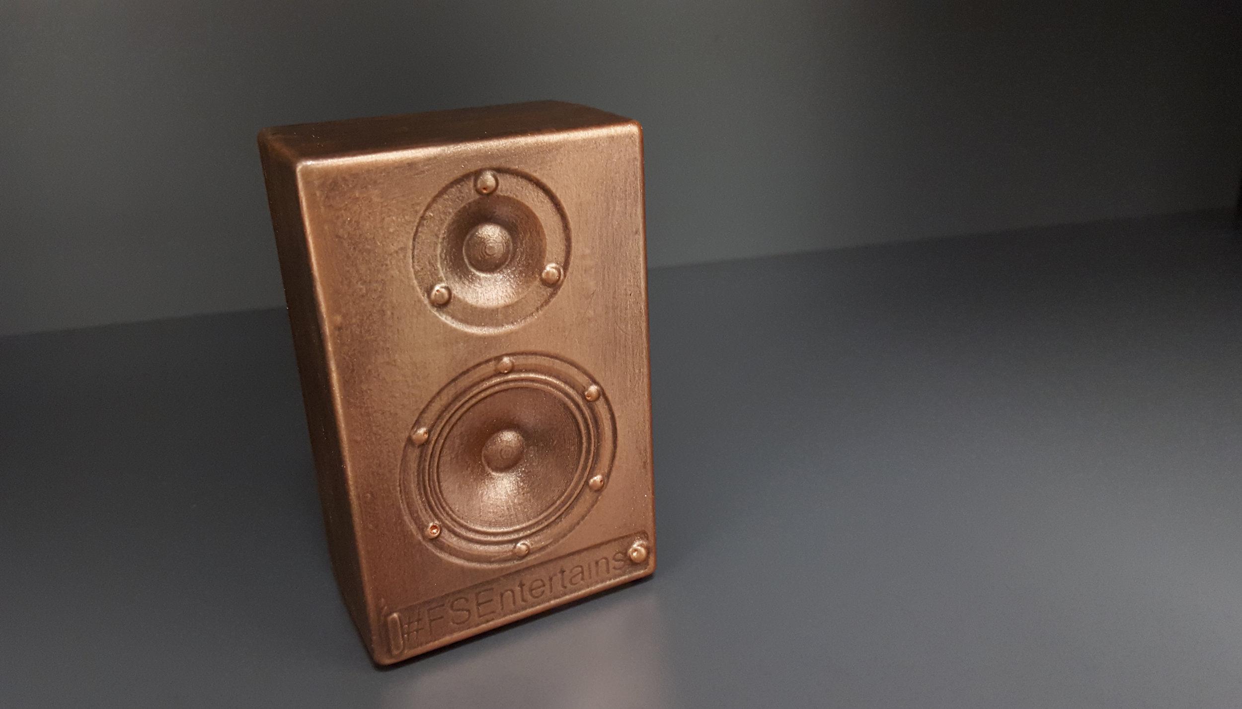 custom 3D chocolate