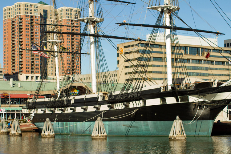 Ships-in-Baltimore