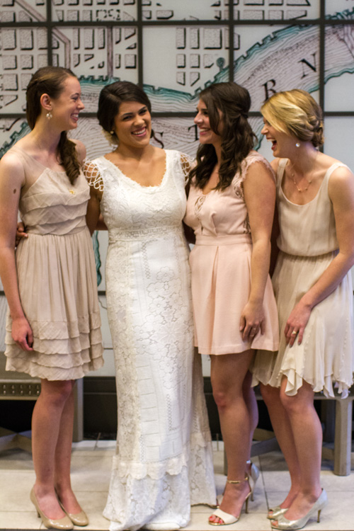 Loews-Madison-bridal-party-portraits
