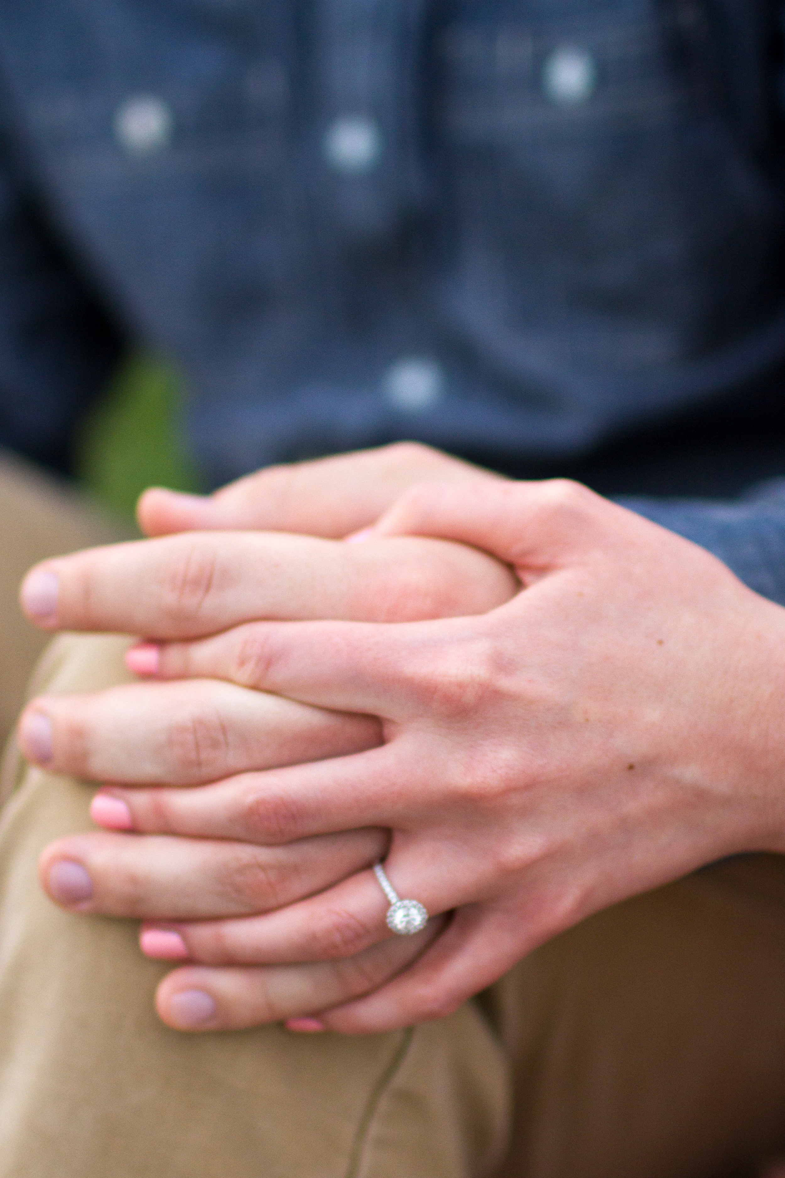 Georgetown Waterfront Engagement Session