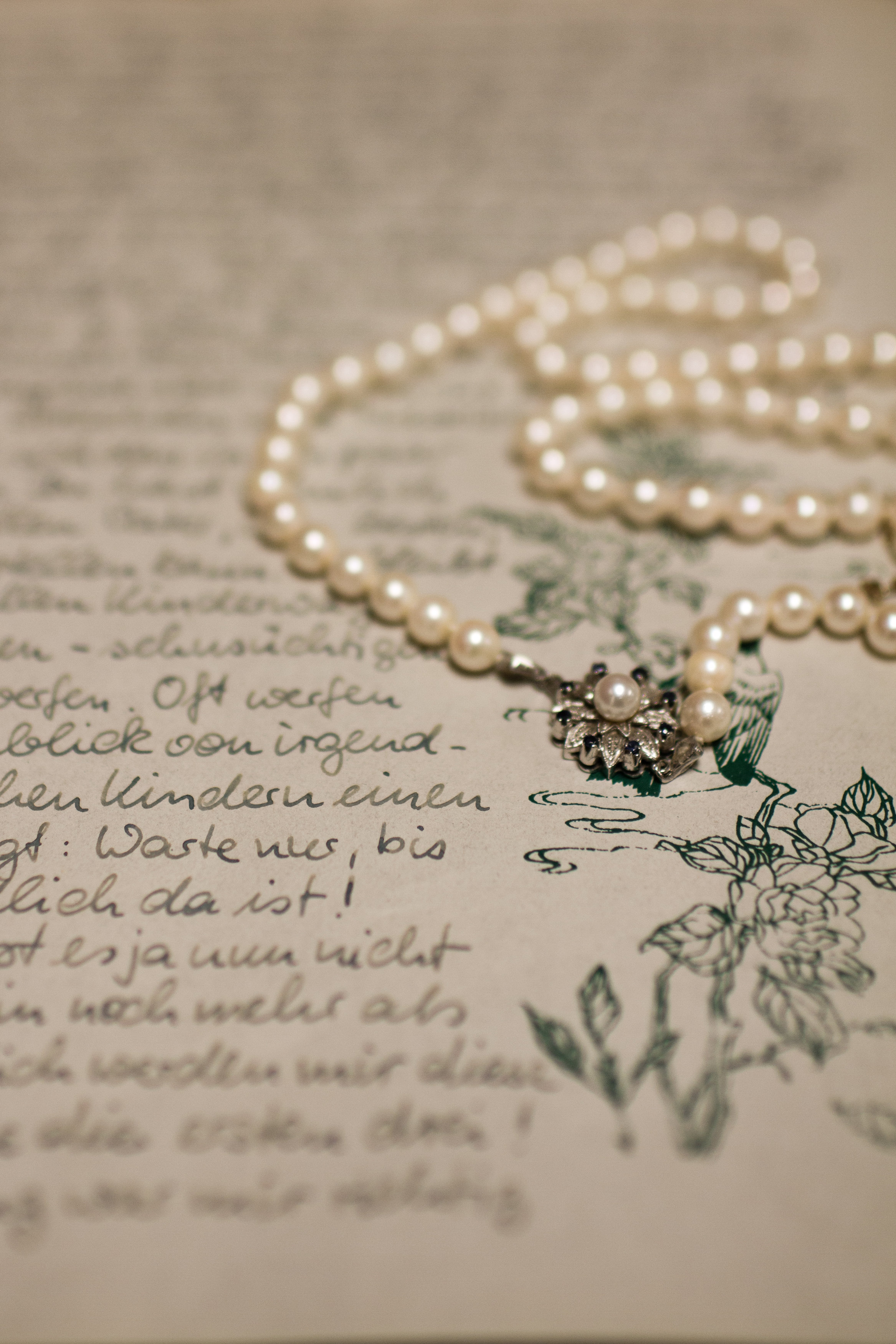 Bridal-keepsake