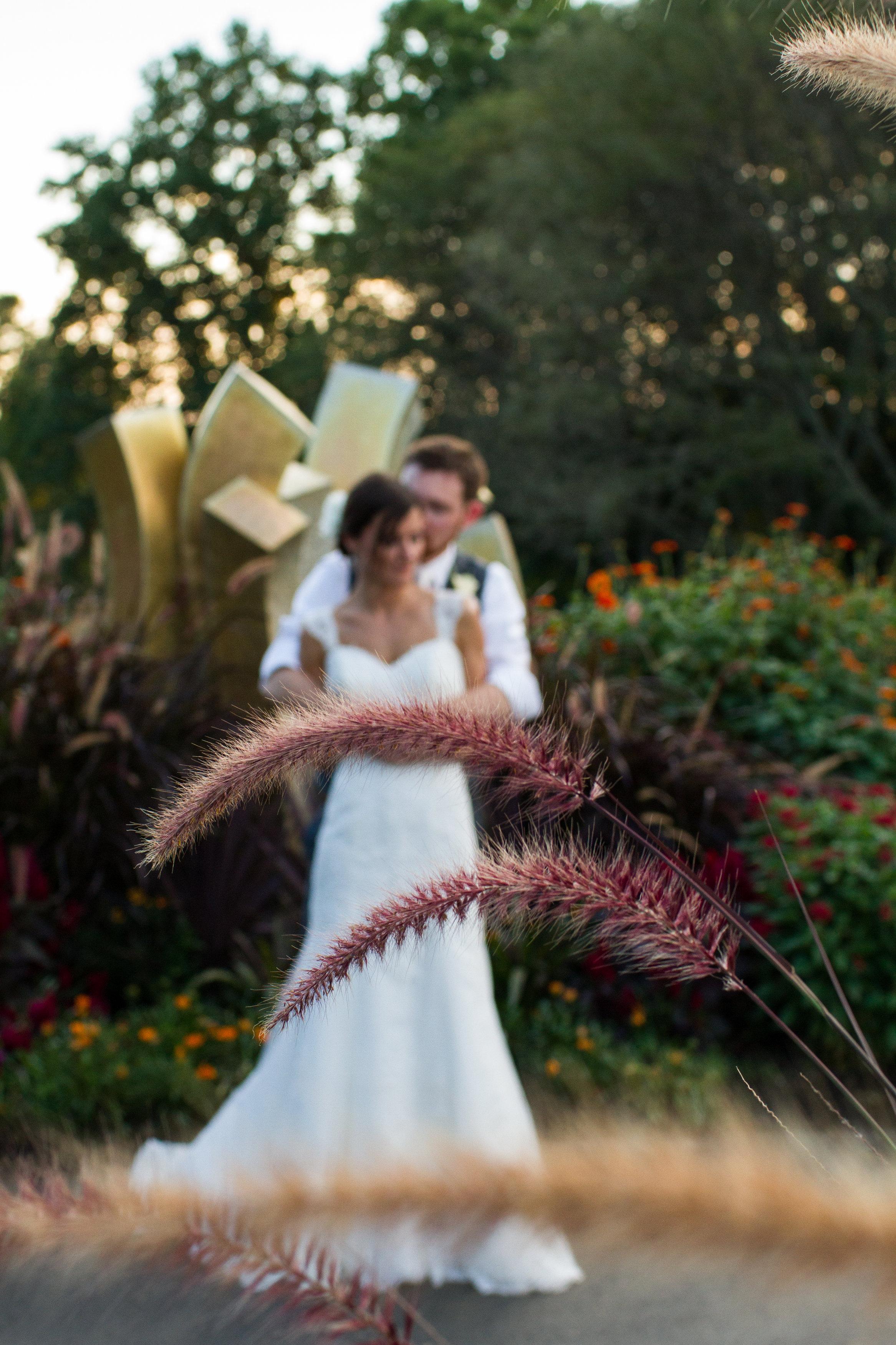 Meadowlark Botanical Garden Wedding Vienna wedding photographer