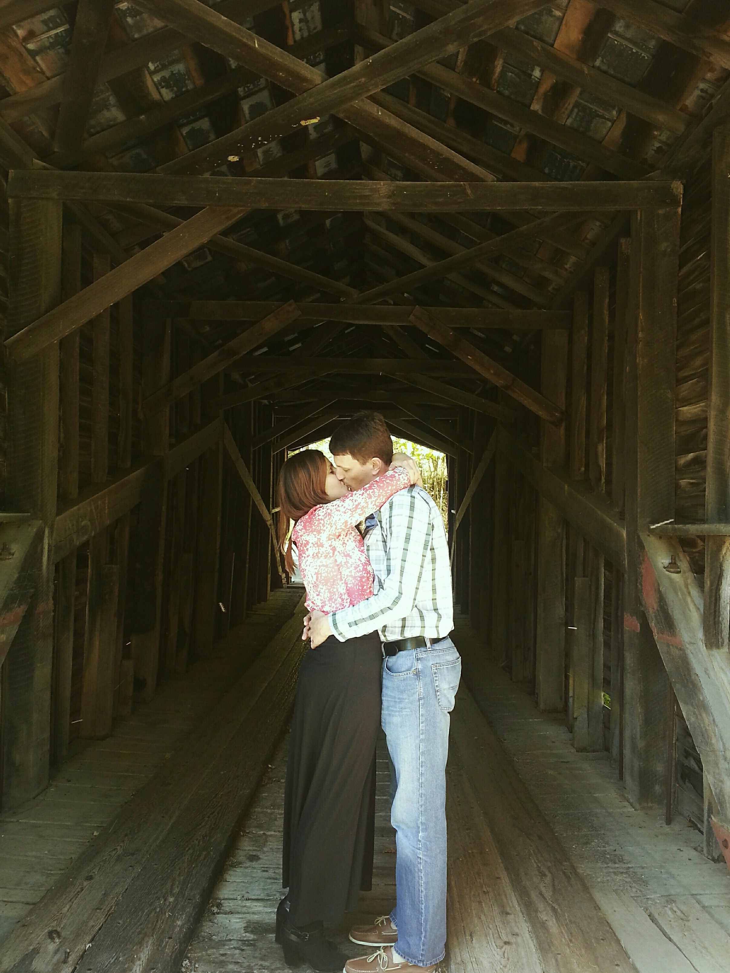 Virginia Kissing Bridge