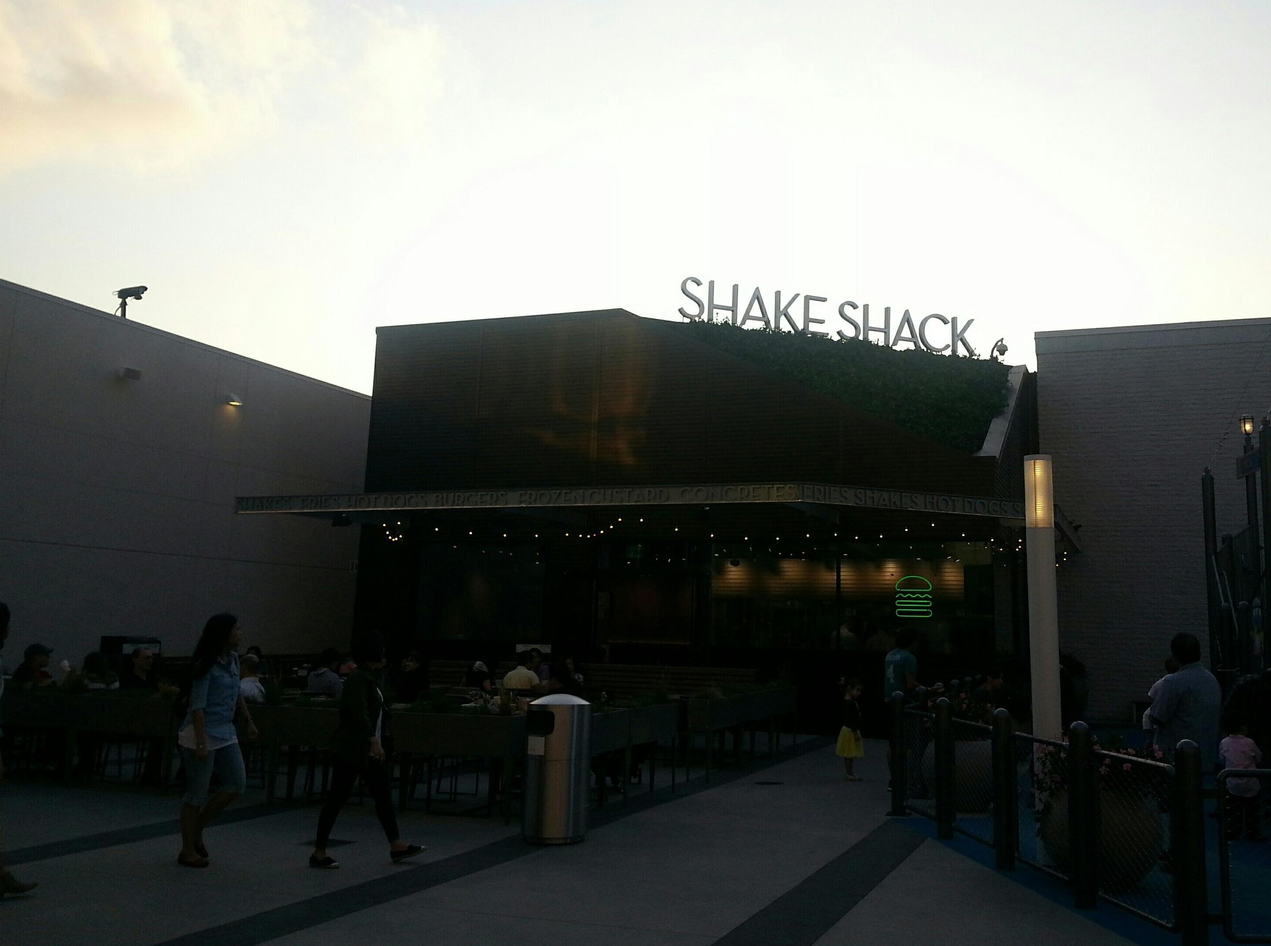 Shake Shack Tyson's Corner