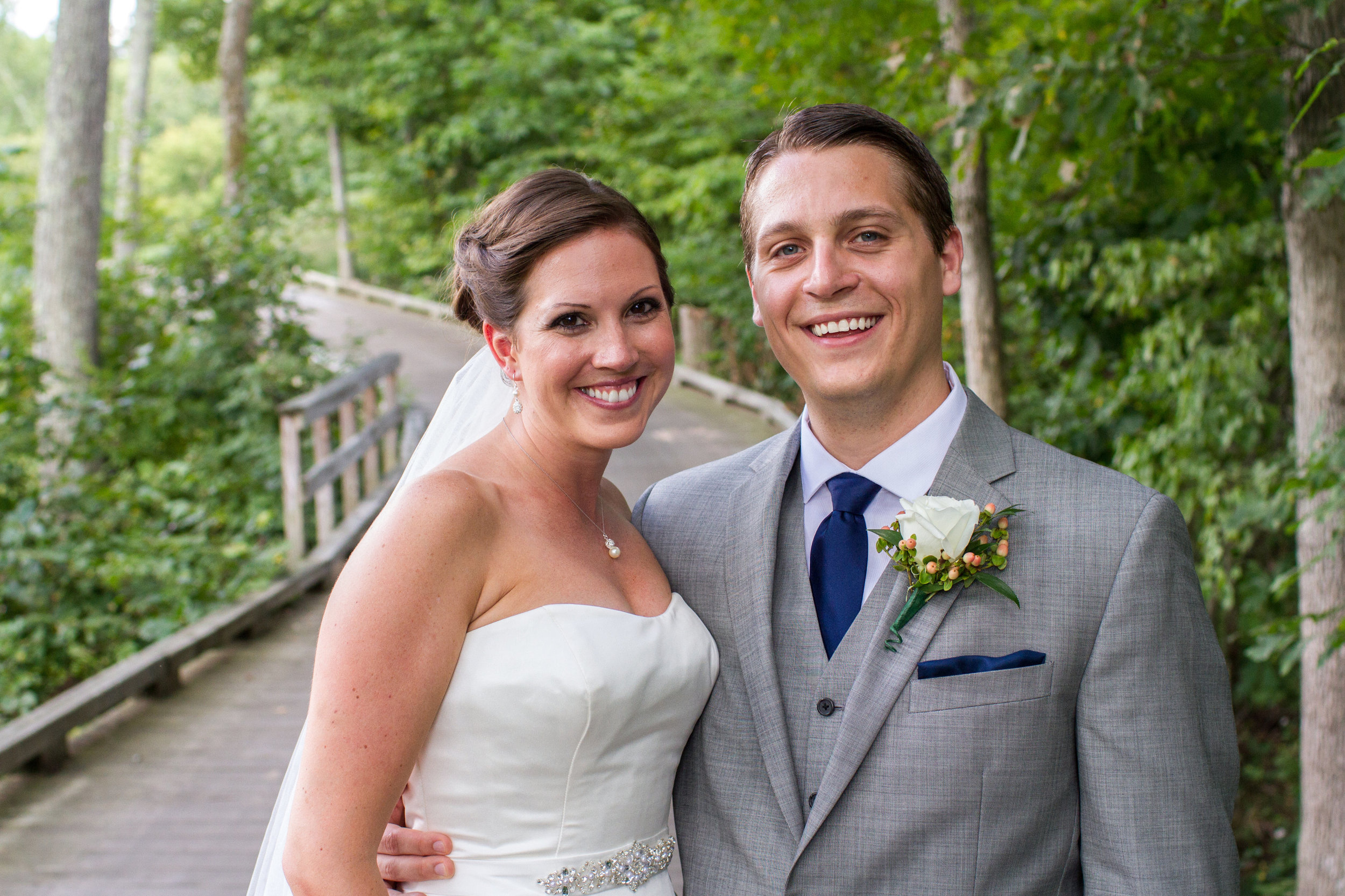 Charlie and Laura Thomas | Bull Run Golf Club wedding