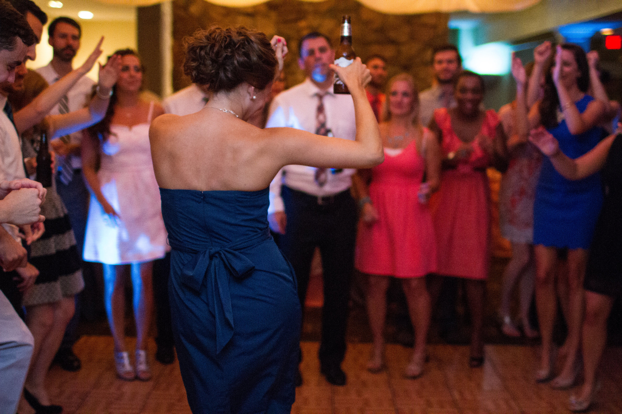 Reception dancing | Bull Run Golf Club