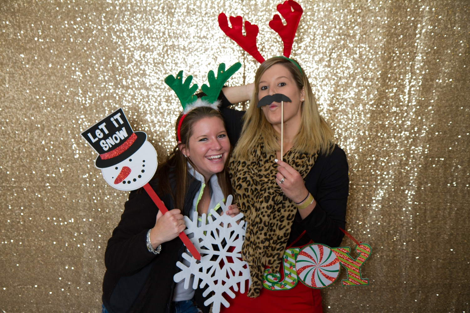 MBC Holiday Show and Expo Photo Booth