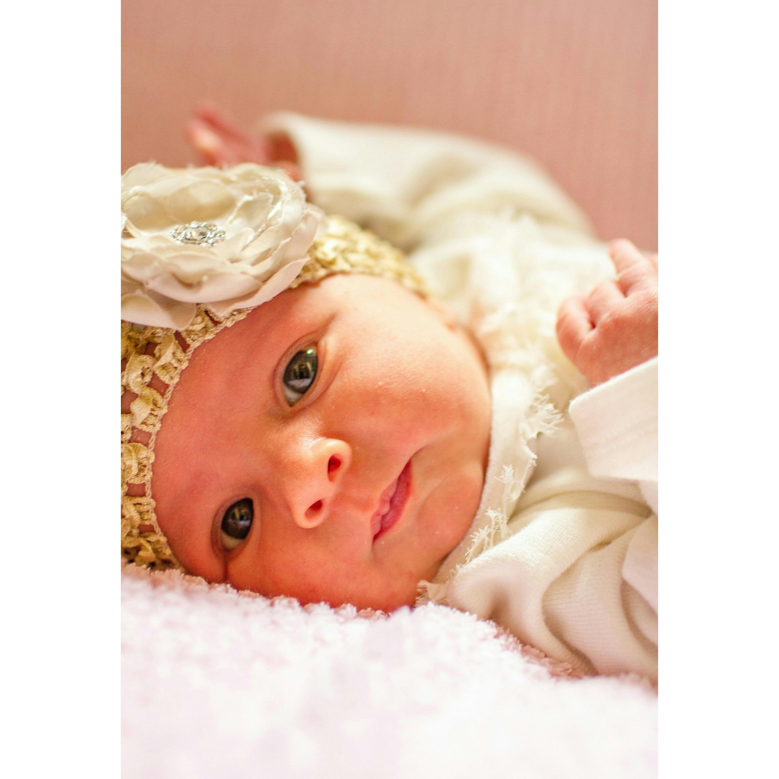 Baby Shiloh Fairweather