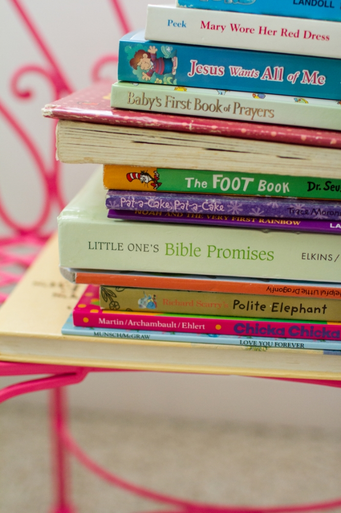 Nursery reading corner | Lorin Marie Photography