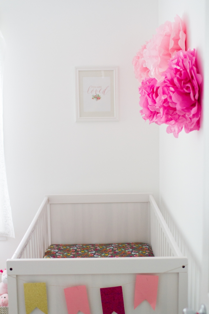 My Fairweather Baby nursery reveal | Lorin Marie Photography