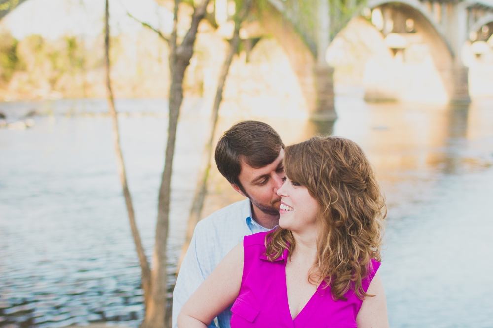 West Columbia Riverwalk portraits | Lorin Marie Photography