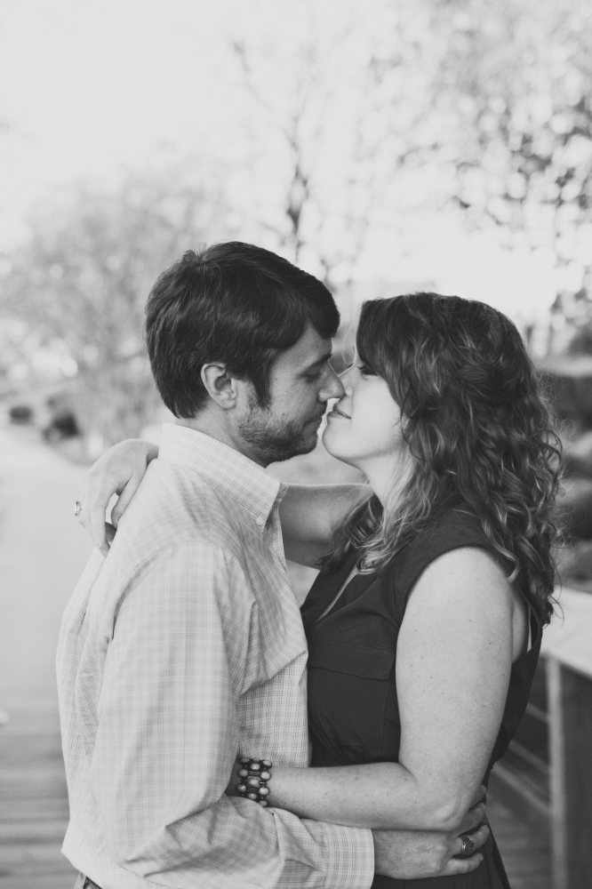 Black and white couples portraits | Lorin Marie Photography
