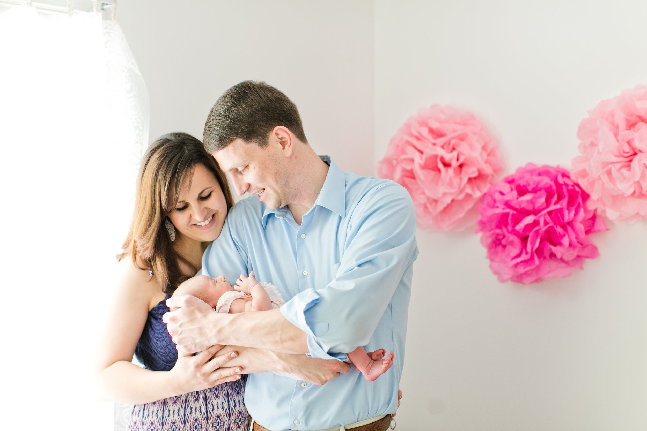 Our Fairweather Baby | Lorin Marie Photography