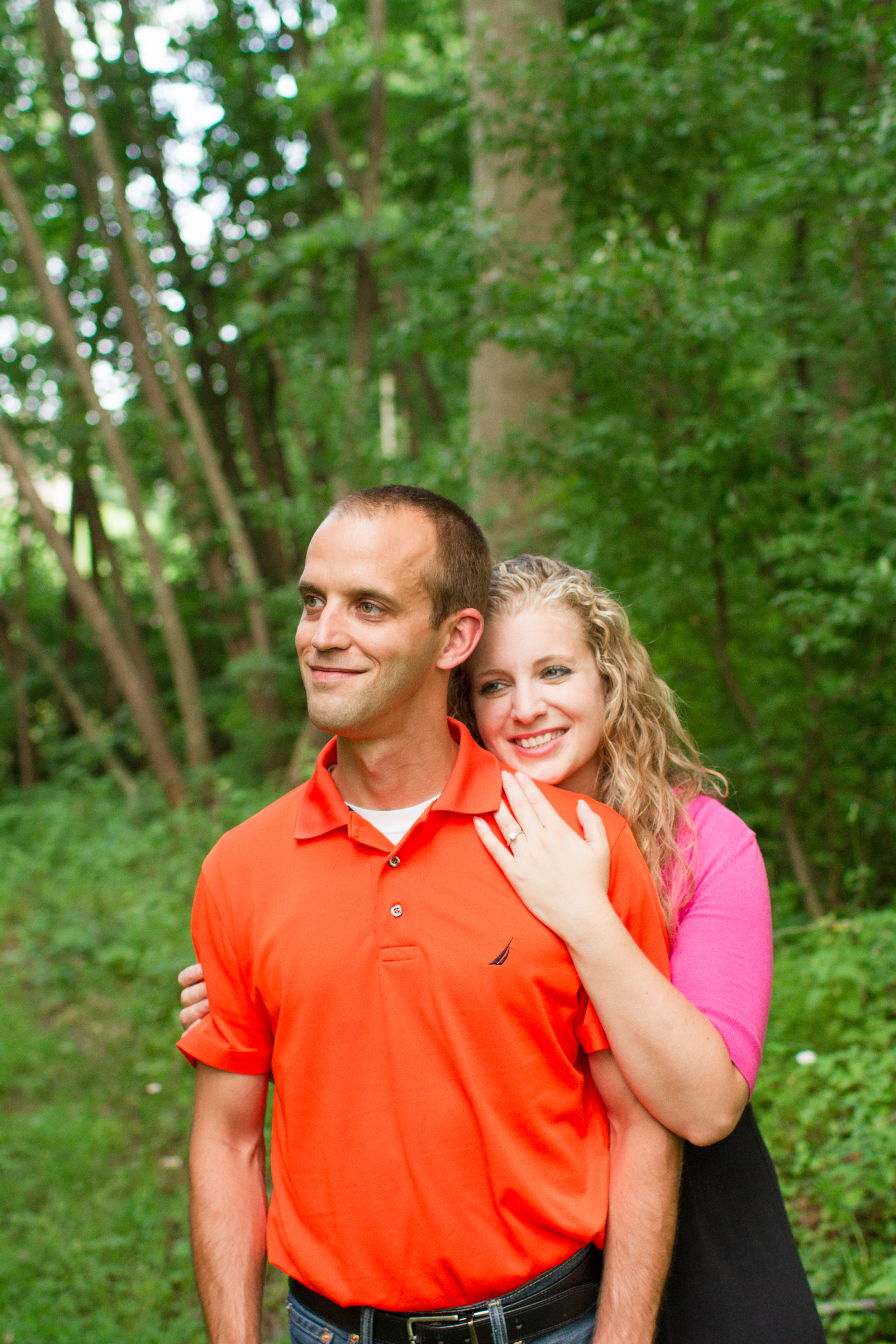 Northern Virginia winery engagement