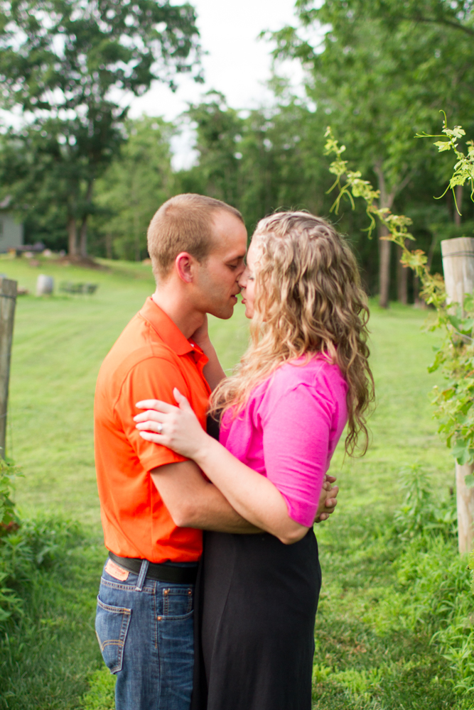 Engagement photos Northern Virginia