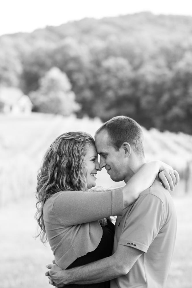 Engagement photos Cobbler Mountain