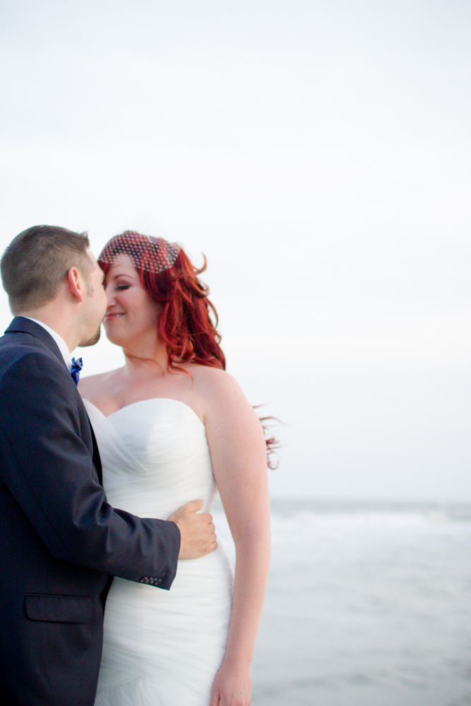 Charleston wedding beach