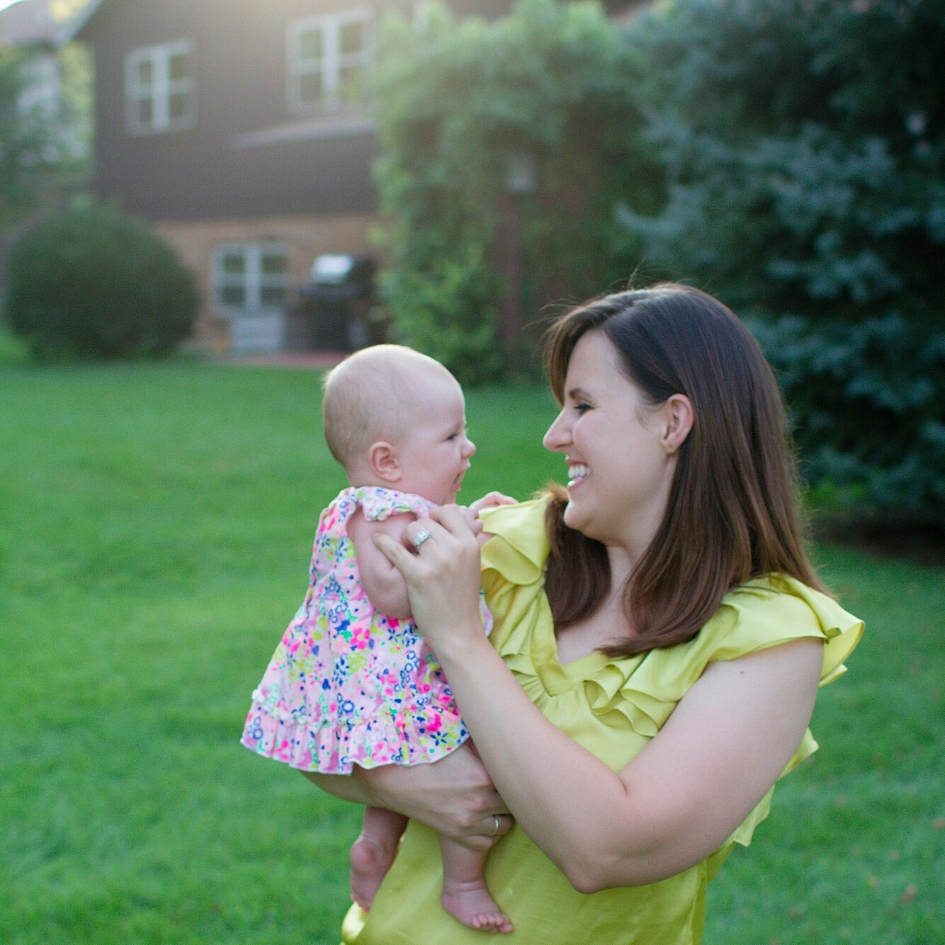 Mama and baby | Lorin Marie Photography