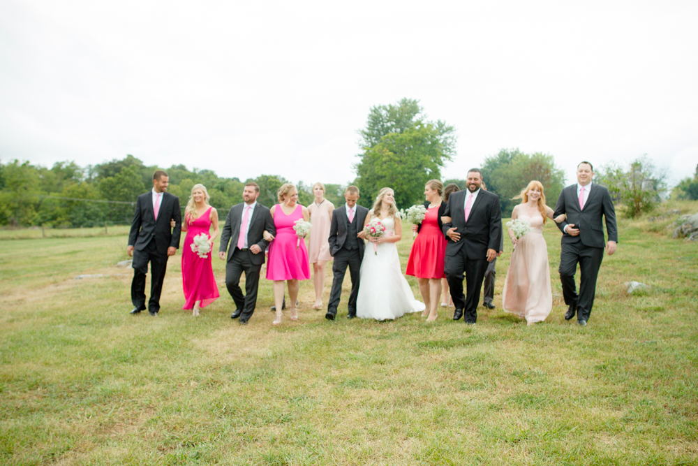 Bridal party photo | Lorin Marie Photography