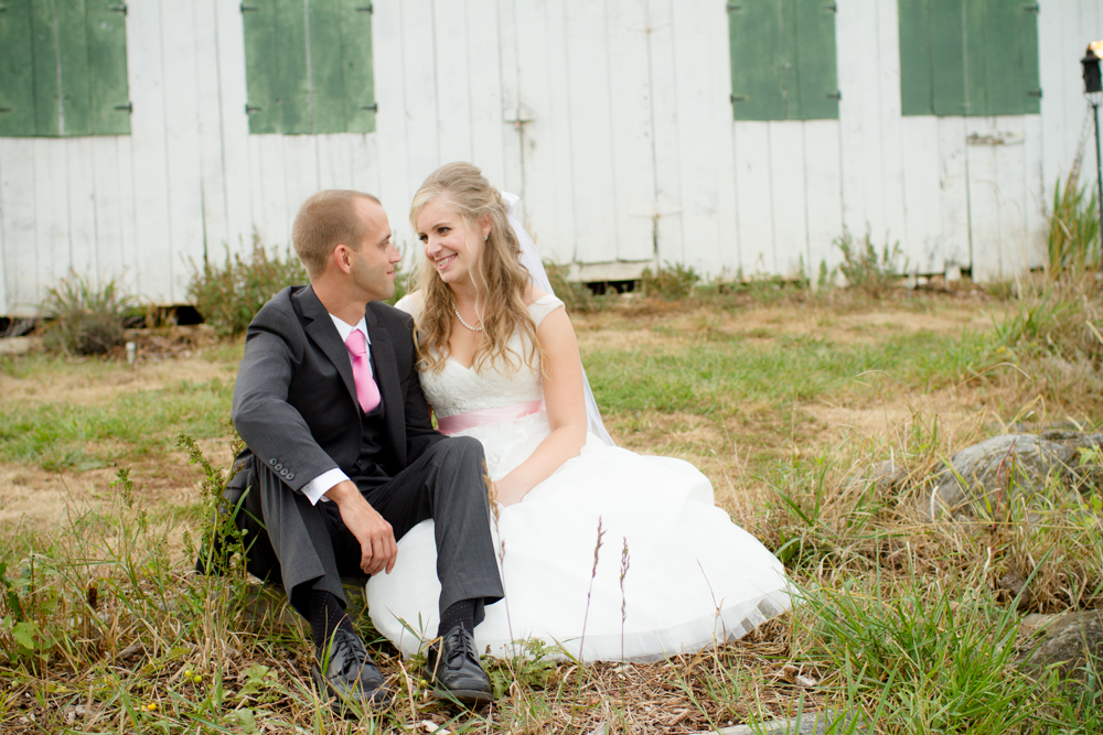 Bride and groom portraits | Lorin Marie Photography